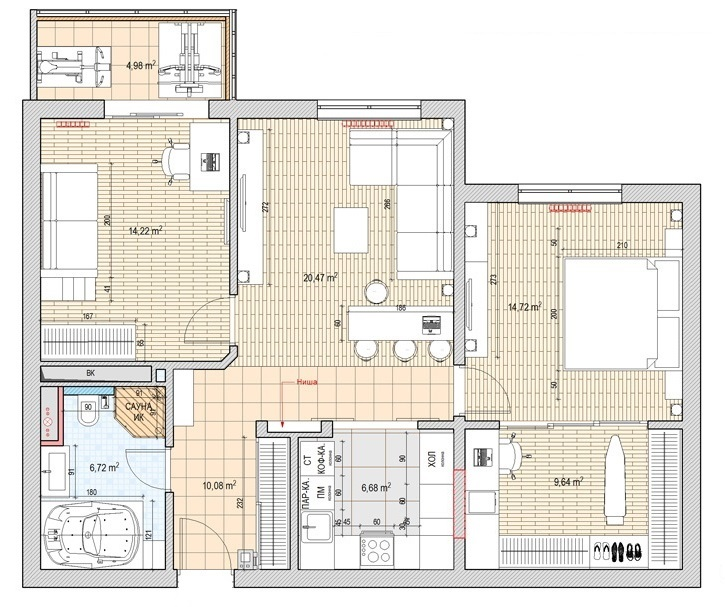 перепланировка квартиры - Темы 2009-2012 года - Форум