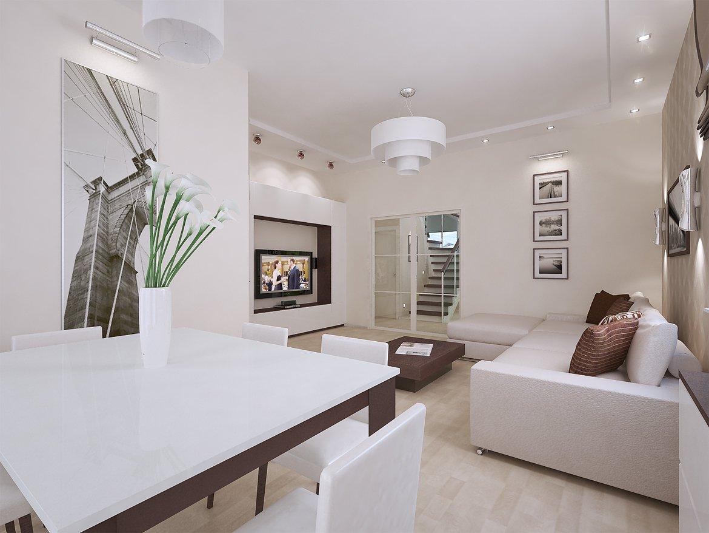 гостиная в таунхаусе фото объявления продаже домов