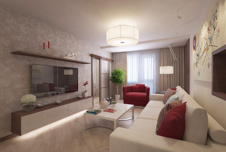 Дизайн квартир в панельных домах фото