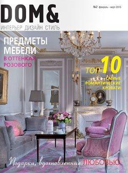 Публикация фото лофта в журнале Дом&интерьер